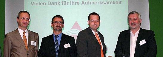 Unternehmertag in Deggendorf 2007